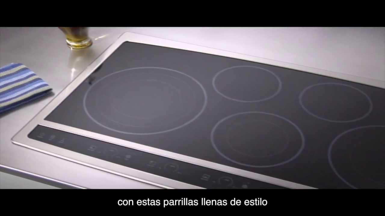 Parrilla el ctrica electrolux youtube - Precio de queroseno para estufas ...