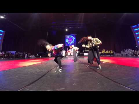 Bunker Waackers | Street Dance Show Small Groups Adults | LT Spring Cup'15