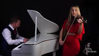 Piano and Violin Cover Photograph by Ed Sheeran