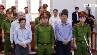 18 years imprisonment for Dinh La Thang