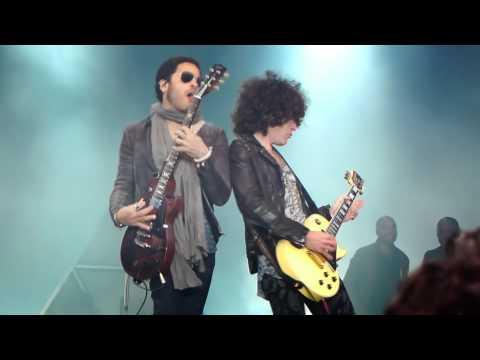 Lenny Kravitz - Always On The Run Live, Liseberg Sweden 2012