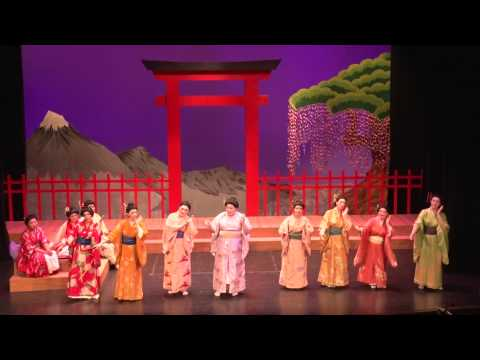 "Gilbert & Sullivan's ""The Mikado (or, The Town of Titipu)"""