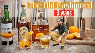 Ultimate Whiskey Old Fashioned…