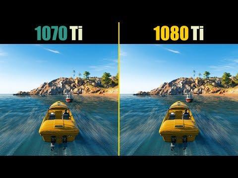 GTX 1070 Ti Vs. GTX 1080 Ti (Test In 7 Games)