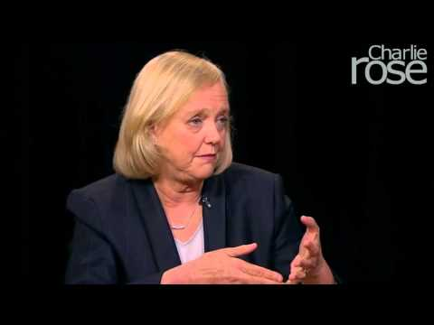 """HP CEO Meg Whitman: """"The Compaq acquisition was the right thing."""""""