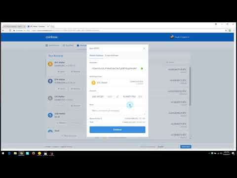 Coinbase to Breadwallet
