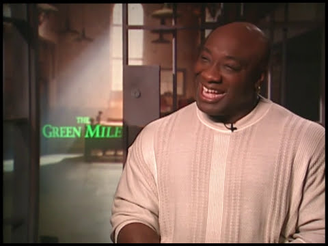 Michael Clarke Duncan  talks The Green Mile with Jimmy Carter