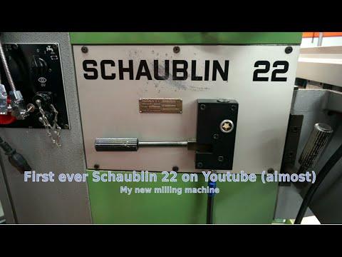 Schaublin22 first presentation