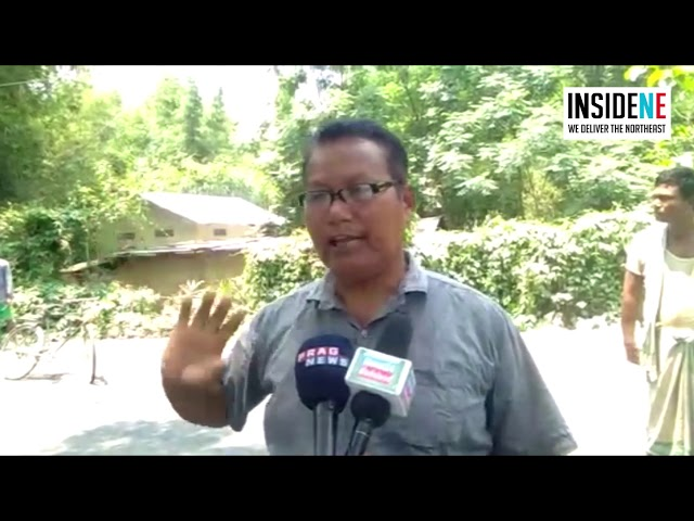 Locals allege anomalies in road construction in Assam's Udalguri