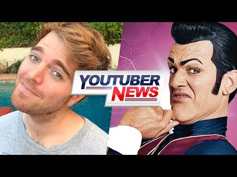 Robbie Rotten Actor's Cancer Is 'Inoperable', Trisha Defends Shane Dawson AND MORE