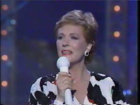Julie Andrews Sings Her Favorite