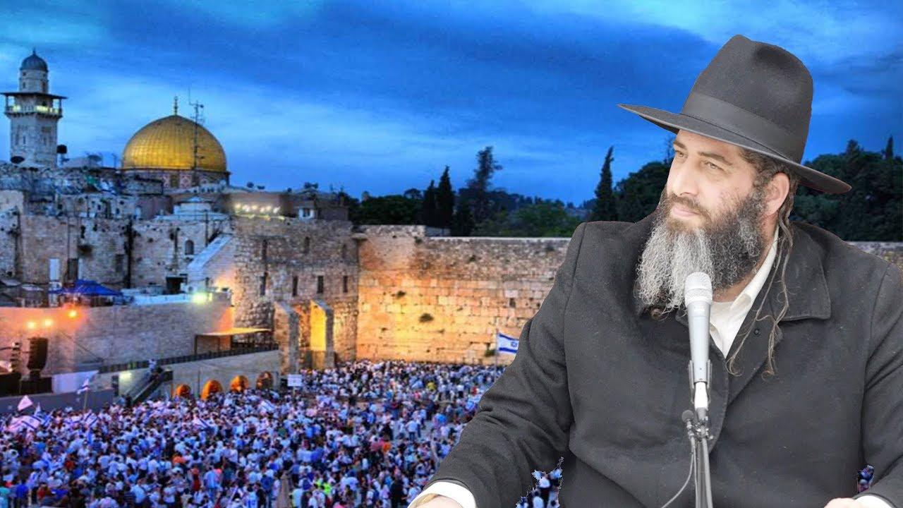 הרב רונן שאולוב - אתם מגיעים לתפילה בכותל !? רוצים שהשם ישמע אותכם !? אתם חייבם לשמוע את זה !!!