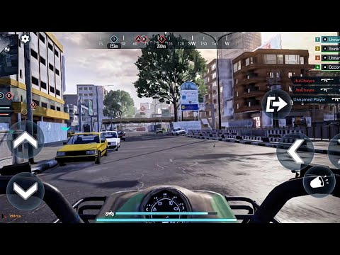 Battlefield Mobile Max Graphics Android Gameplay