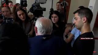 Մանվել Գրիգորյանը չդիմացավ ո՛չ աթոռի, ո՛չ պաշտոնի ծանրությանը․ Վահան Շիրխանյան