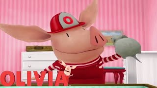 Olivia the Pig | Olivia the Firefighter | Olivia Full Episodes