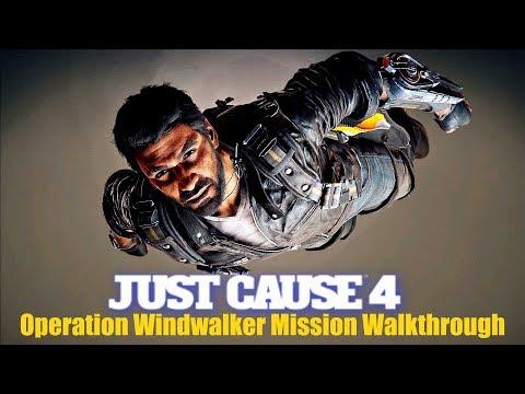 Operation Windwalker Mission Walkthrough - Just Cause 4