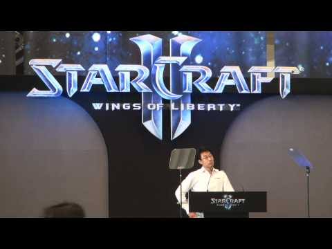 'Star Craft II' Launch Event in South Korea : Part...