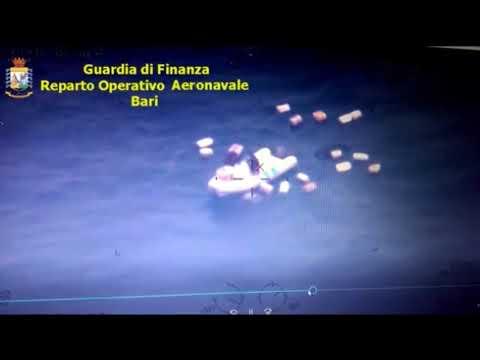 Ndjekje në mes të detit: Kapet gomonia e 2 skafistët si dhe 600 kg drogë