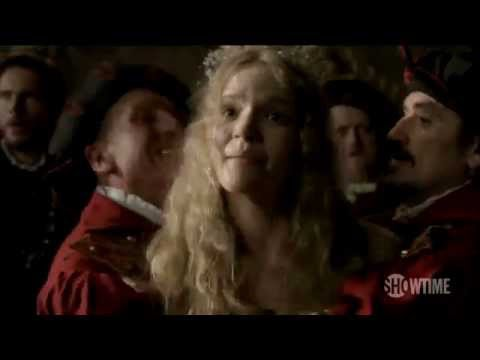 The Tudors  Kathren Howard begs Henry  Offenses Against the King