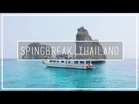 Spring Break   Thailand