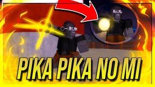 PIRATES WRATH - NEW ROBLOX ONE PIECE GAME ,OPBA IS BACK BUT? PIKA PIKA NO MI SHOWCASE!