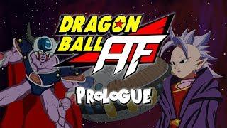 Dragon Ball AF Prologue Fan d'Animation