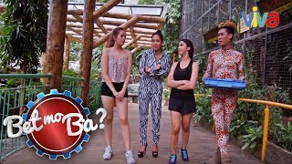 [Bet Mo Ba?] Hornbill Feeding Challenge | Zoo Episode