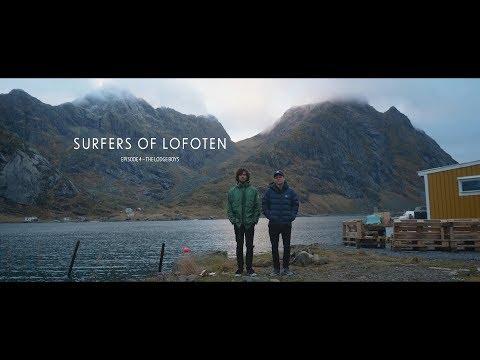 Surfers Of Lofoten E4⎢The Lodge Boys