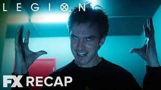 Legion | Season 1 Recap: What