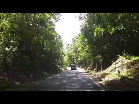 Desde Las Marias hacia Lares,Puerto Rico