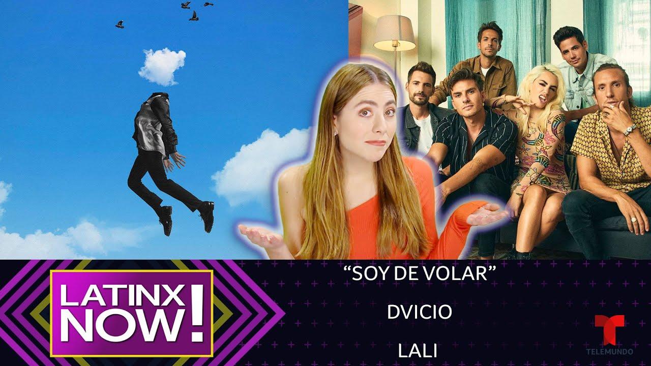 "New Music Drop: Dvicio and Lali Drop ""Soy De Volar""   Latinx Now!   Telemundo English"