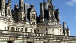 The Castle of Chambord, France