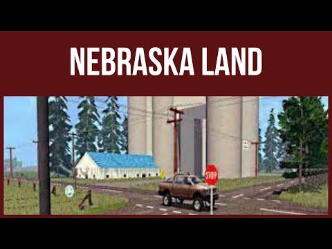Farming Simulator 15 – NEBRASKA LAND 2015