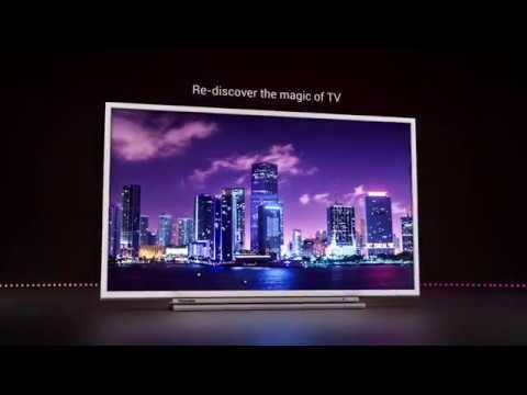 Toshiba LED TV Series