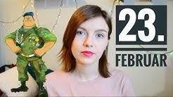 23. Februar In Russland | Tag des Verteidigers des Vaterlandes