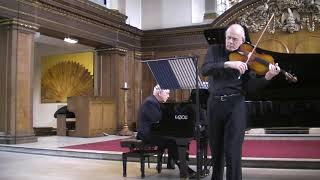 Beethoven - Grand Duo (Septet OP 20, arranged for viola and piano)