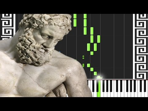 The Earliest Song 200 BC (Greek) Synthesia