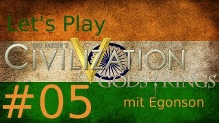 Let's Play Civilization V Gods and Kings [HD] - Indien #05