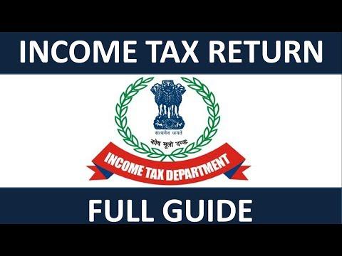 Income TAX Return क्या है और कैसे भरें- Which ITR form to fill in 2017?