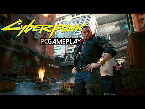 Cyberpunk 2077 Gameplay (PC)