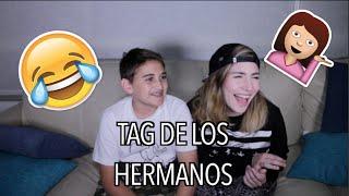 TAG DE LOS HERMANOS (PATCH ARROYUELO) - NATH CAMPOS