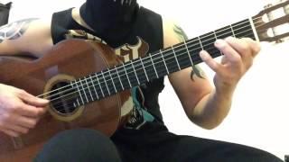 Ghost: Spöksonat for solo guitar.