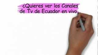 Tv de Ecuador en Vivo