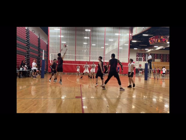 Justin Novoa 2020 Setter #7 Union High School Highlights