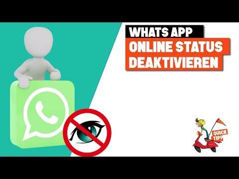 WhatsApp | Verhindern das man sieht wann man  zuletzt online war! Tutorial | Anleitung
