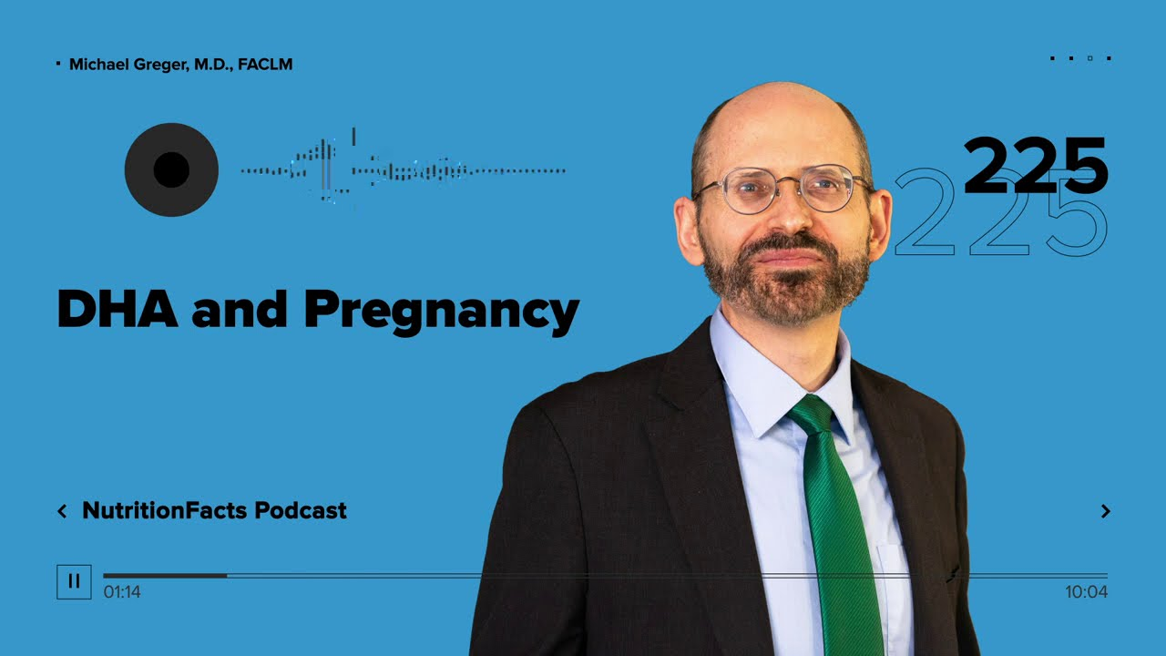 Podcast: DHA and Pregnancy