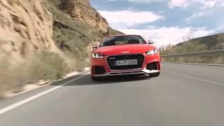 L'Audi TT RS Coupé reçoit un moteur cinq cylindres en aluminium de 400 ch