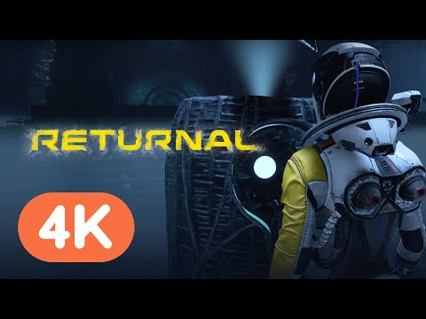 Returnal – Official Gameplay Overview (4K) | State of Play