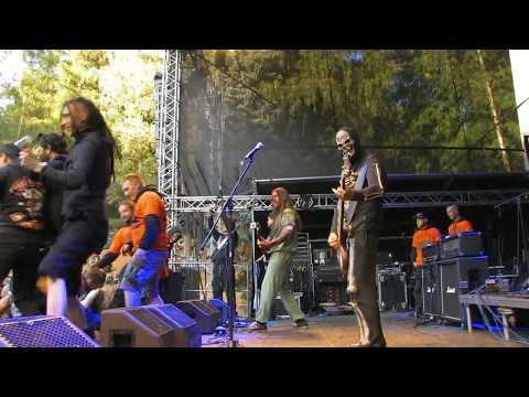 Rompeprop live @ Obscene Extreme 2015