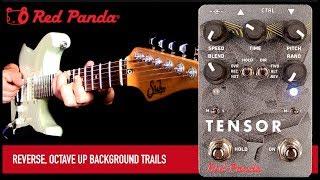 Red Panda Tensor